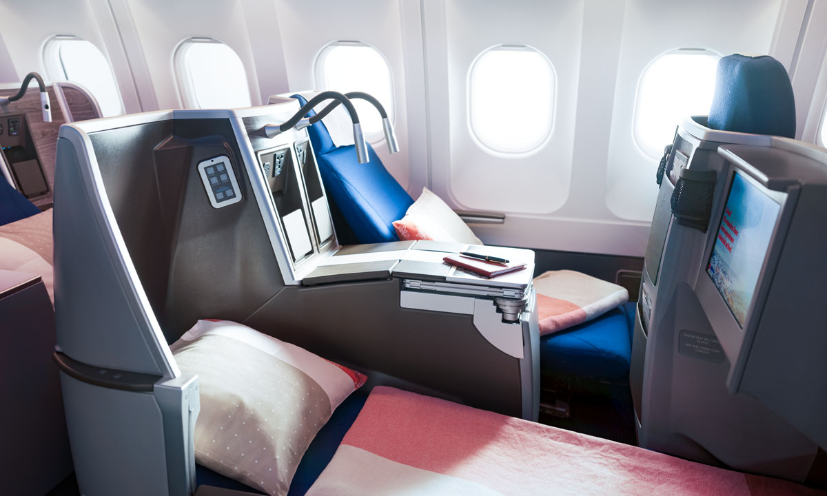 Business Class Long-haul