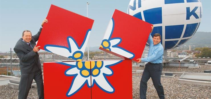 Founding of Edelweiss Air AG