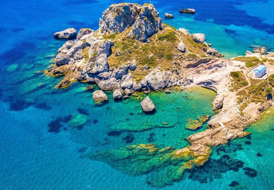 Island Hopping in the Dodecanese